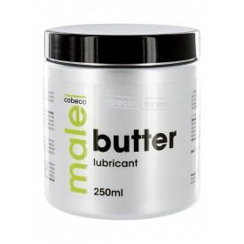 Анальный лубрикант MALE Cobeco Butter Lubricant - 250 мл.